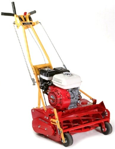McLane-20-Inch-40-HP-Honda-Gas-Powered-Self-Propelled-7-Blade-Front-Throw-Reel-Mower-With-Grass-Catcher-Discontinued-by-Manufacturer
