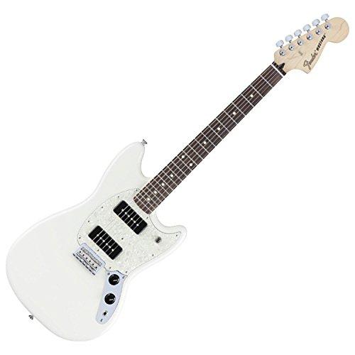 (Fender Mustang 90 - Olympic White)