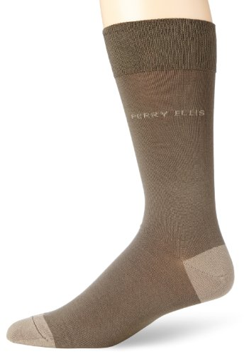 Perry Ellis Mens Mercerized Cotton