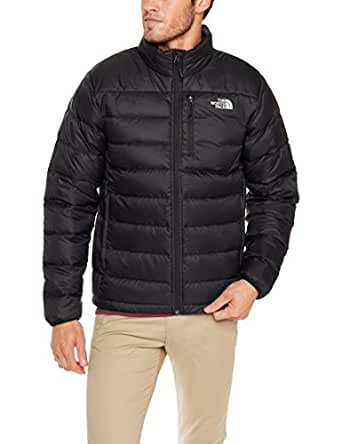 The North Face Men Aconcagua Jacket, Black, Large