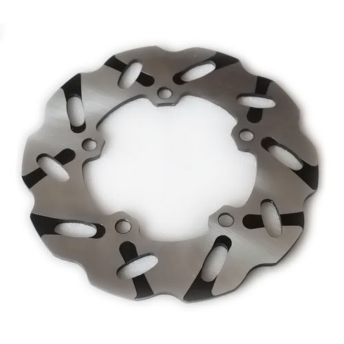 Rear Yzf600 Brake (Wotefusi Motorcycle Rear Brake Disc Rotor For Yamaha YZF600 R6 2003-2010 2004 2005 2006 2007 2008 2009 YZF-R6 YZF1000 R1 2004-2010)