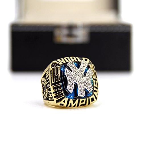 1996 NY Yankees Championship Ring with Display Box