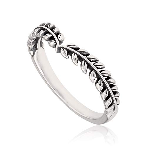 6fd2cd412 Pandora Seeds Wishbone Ring In Sterling Silver Size 11 19768164