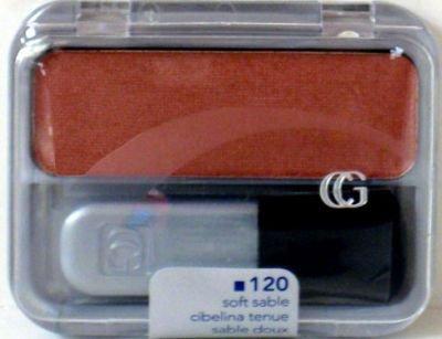Cover Girl カバーガールCheekersブラッシュ、ソフトセーブル120 B00CXK59HY