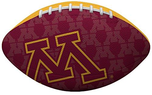 Rawlings NCAA Minnesota Golden Gophers Junior Gridiron Football, Red Minnesota Golden Gophers Tailgate