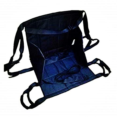Systems Patient Lift - Medical Transfer Lift Sling,Two-Person Wheelchair Mobility Transfer System with Heavy Duty Belts,Nursing Aid for Transfers, Secure & Safe Lift for Elderly,Bedridden,Disabled