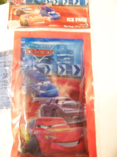 Disney Ice Packs ~ Fairies, Princess, Toy Story, or Cars! (Disney Cars) by Insignia (Image #1)