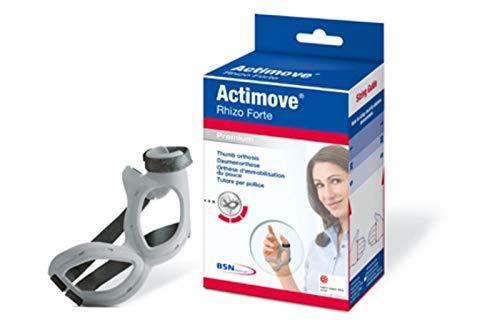 BSN Medical/Jobst 7623800 Actimove Rhizo Forte Wrist/Hand Brace, Right, Small, 1-3/4'', 2-1/8''