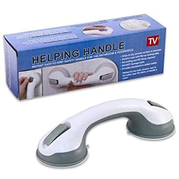 Ndier Shower Tub Support Bathing For Kid Old People Disability Grip Handle  Support Suction Helping Bath