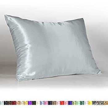 Amazon Com Shop Bedding Luxury Satin Pillowcase For Hair