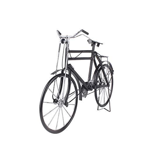 Vintage Hecho A Mano Retro Bicicleta Modelo De Coche De Hierro Vintage Modelo De Hierro Forjado Adornos Nostálgicos Regalos, Cocina Baño Dormitorio Decoraciones