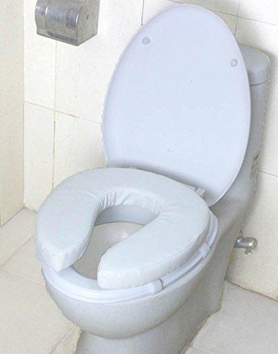 Obbomed 174 Mu 3402 Elevated Raised Toilet Seat Cushion