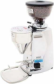 Mazzer Mini Electronic Coffee Espresso Grinder Type A – Polished Aluminum