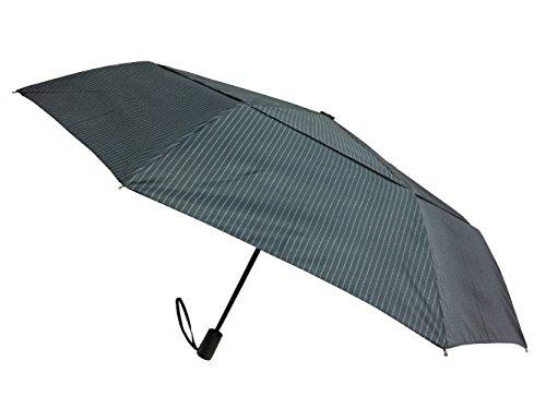 London Fog Windguard Travel Umbrella, Navy - Frames London Fog