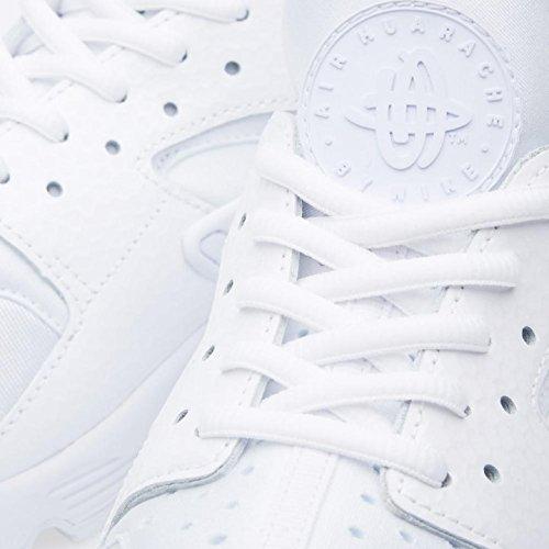 Prm Huarache 683818 Nike Zapatillas Run Mujeres Air White White BIwITCZqFS