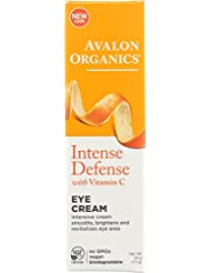 Avalon Organics Intense Defense Eye Cream, 1 Ounce