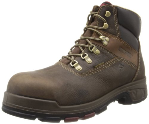 Wolverine Men's W10314 Cabor Boot, Dark Brown, 10 M US by Wolverine