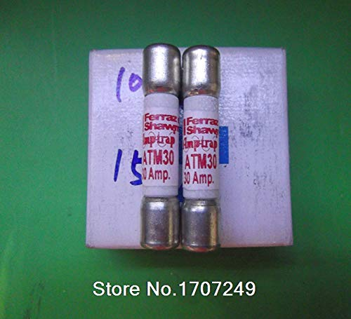 (Davitu MERSEN fuse FERRAZ Shawmut AMP-TRAP fuses ATM30 1038MM 30A 600V)