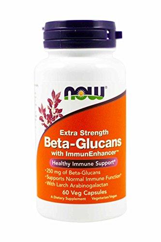 Beta-Glucans with ImmunEnhancer™ 60 VegiCaps (Pack of 2) Review
