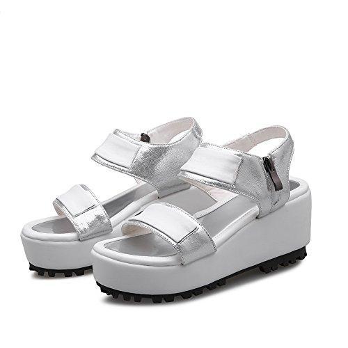 BalaMasa BalaMasa Ouvert Silver Bout Bout Femme q1f7w1xF