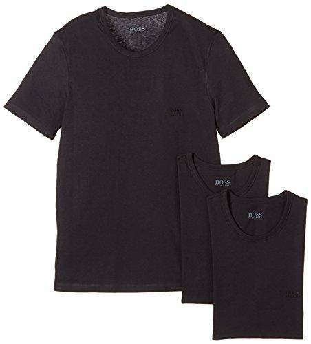 HUGO BOSS 3 Pack Crew Neck T Shirt SHIRT SS RN 3P BM 50236738 Xxl - Crew T-shirt Boss
