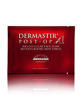 Dermastir Post-OP Bio-Cellular Face Mask Retexturizing Skin ...