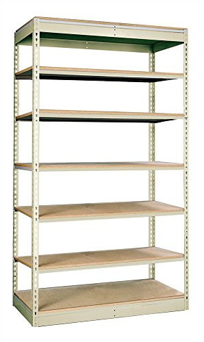 Single Rivet Shelving Units - 8