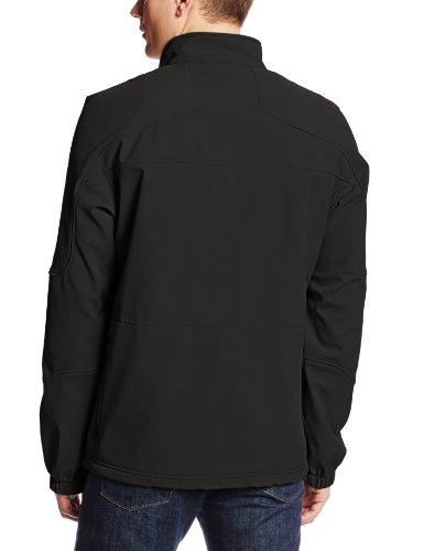 Propper negro Shell hombre chaqueta Ba Soft qF1wqg