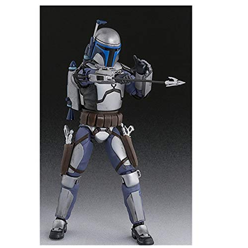 Jango Fett Replica Costume - HOLLUK Rogue One K-2So Maul Jango