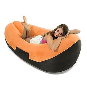 Tumbona hinchable, sofá hinchable, sofá, sofá, sofá, piscina ...