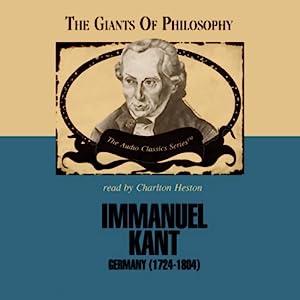 Immanuel Kant | Livre audio