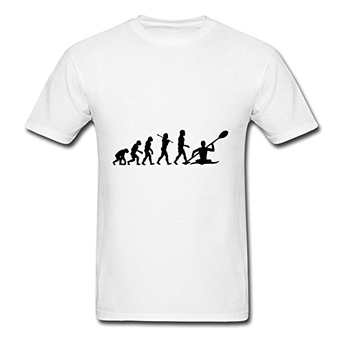 Men Ka01_kayak_evolution Designed White Customized Deepheather Large Short -