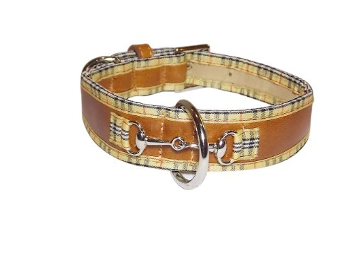 Poochberry Tapered Dog Collar,  Tabbed, Extra...