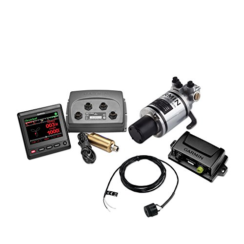 Garmin Ghp Compact Reactor Hydraulic Autopilot W/ Ghc 20 010-00705-02