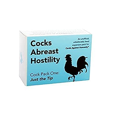 Cocks Abreast Hostility - Cock Pack One (Just the Tip)