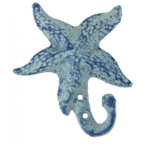 Iron Starfish Hook, Set of 2, Light -