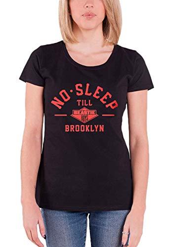 Beastie Boys T Shirt for Women - No Sleep Till Brooklyn - XL