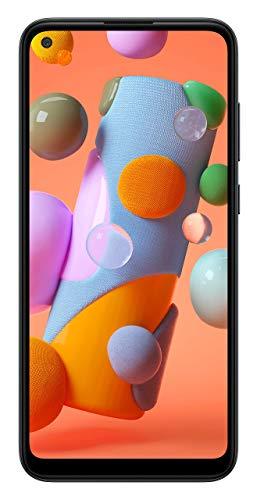 "Samsung Galaxy A11 Unlocked | 6.4"" Screen | 32GB of Storage | Long Lasting Battery | 2020 Model | Black (Renewed)"