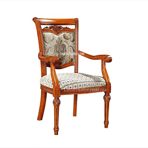 Luckyshop168 Thai Vintage Bamboo Folding Chair Unique Made in Thailand