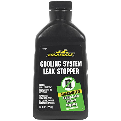 Gold Eagle CS10P-12PK Cooling System Leak Stopper, 12 Fl oz. (Pack of 12)
