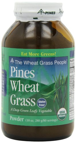 Pines International Wheat Grass Powder, 10 Ounce (Powder Grass Pines Wheat)