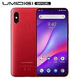 "UMIDIGI F1 Unlocked Cell Phones Android 9.0 6.3"" FHD+ 128GB ROM 4GB RAM"
