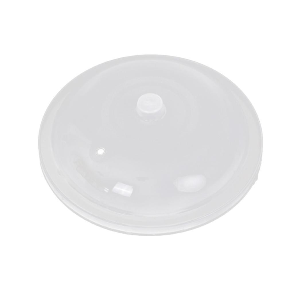 Subfamily - Cubierta para microondas de plástico PP apto para uso alimentario con ventilación de platos, tapa de cocina, rejilla de ventilación segura Subfamily Dining & Bar