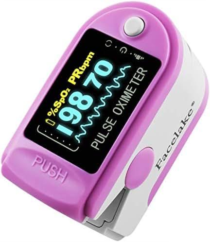 Pulse Oximeters: Facelake FL-350 Pulse Oximeter