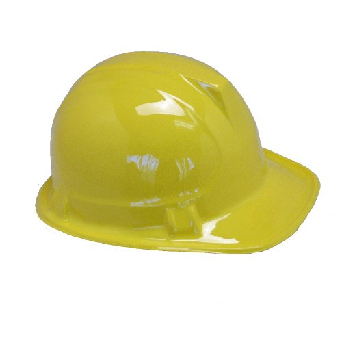 us-toy-construction-party-hard-hat-pack-of-12-yellow