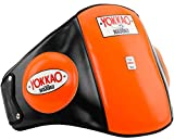 YOKKAO Premium Leather Belly Pads for Muay Thai