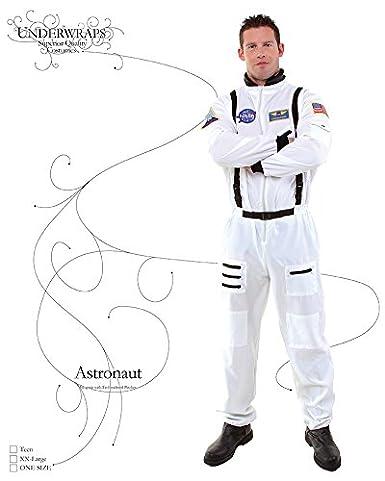 Amazon.com: Disfraz de astronauta Underwraps de hombre ...