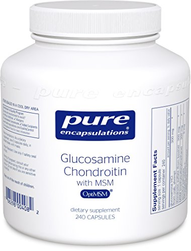 Pure Encapsulations Glucosamine Chondroitin Resilience