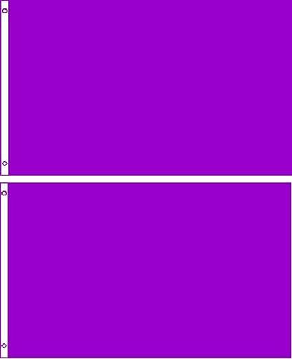 2x3 Pink Solid Plain Blank Color Flag 2/'x3/' Banner Grommets 2 pack lot