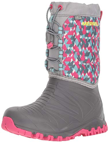 quest snow boots for girls - 5